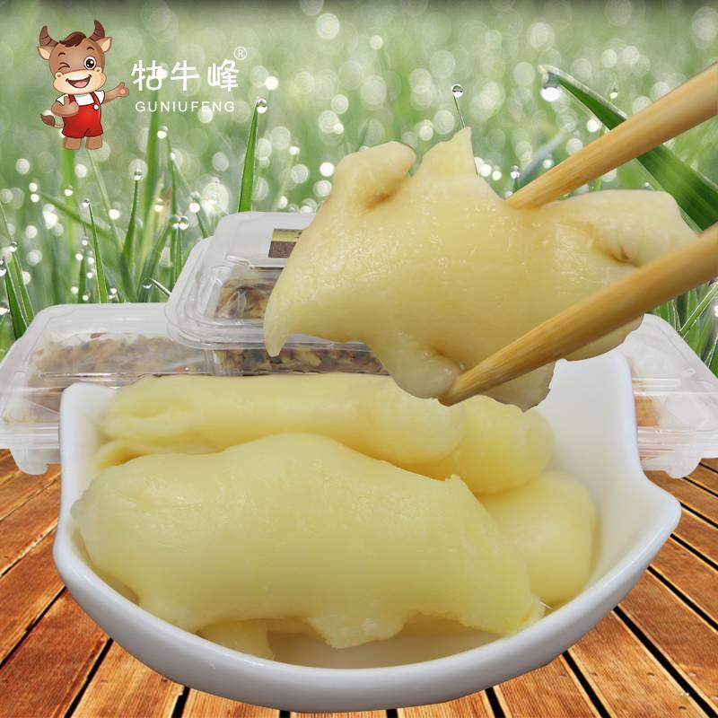 皖南特产糖醋生姜 素食山珍 酱菜开胃下饭榨菜250G