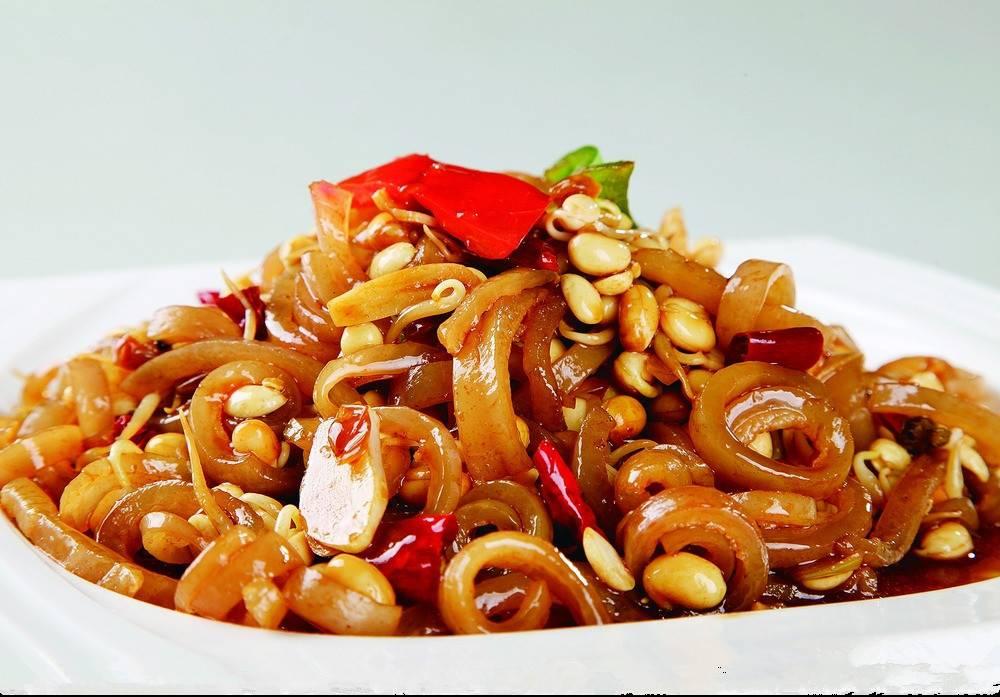 【买一送一】佳香固镇特色小吃400g骨汤猪皮全国包邮