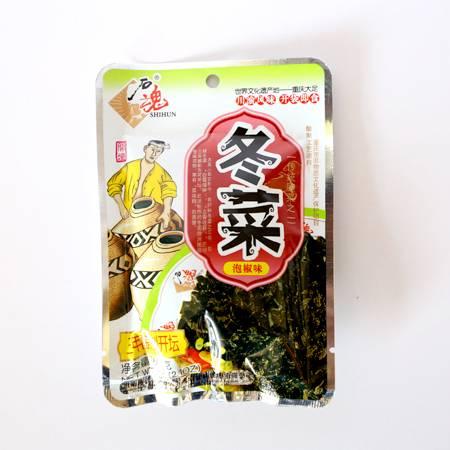 大足  石魂冬菜泡椒味60g